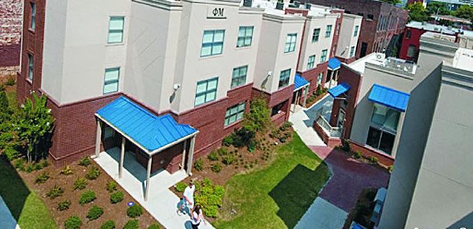 Georgia State University Greek House