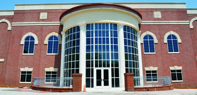 McEachern High School Hall of Fame & Physical Building